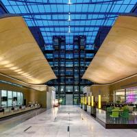 Hilton Frankfurt Airport, hotel near Frankfurt Airport - FRA, Frankfurt/Main