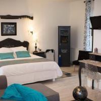 Clos Paillé Charme & Caractere, hôtel à La Roche-Posay
