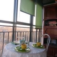 Солнечная квартира, отель в Красноярске