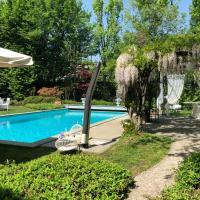 Maison Villa Grana, hotell i Vinovo