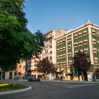 Ramon Berenguer IV, hotel en Lleida