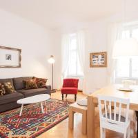 Lovely apartments in a quiet area close to the city center
