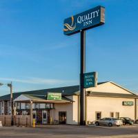 Quality Inn Hays I-70, hotel in Hays