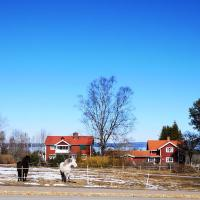Det Gamla Panget, hotell i Tällberg