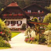 Blumenpension Strauss - Ferienwohnungen