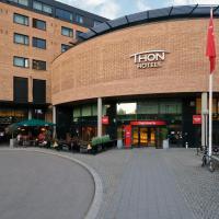 Thon Hotel Ski, hotel in Ski