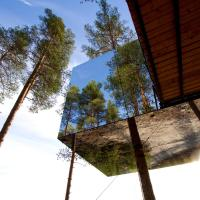 Treehotel, hotel a Harads