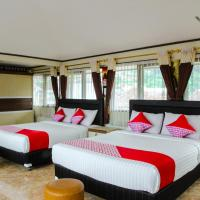 OYO 677 Rianes Family Guest House, hotel in Lembang