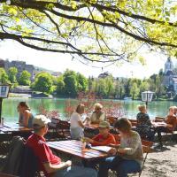 Alte Post - Hotel Am Rhein-Ufer Laufenburg