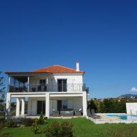 Luxury Villa in Evangelismos with Private Swimming Pool
