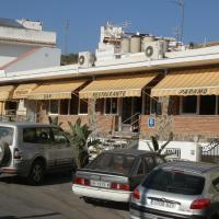 Pensión Restaurante Páramo, hotel en La Herradura