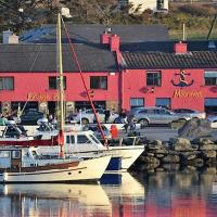 The Moorings Guesthouse & Seafood Restaurant, hotel in Portmagee