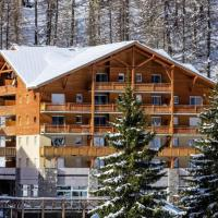 Les Terrasses de Labrau- les chalets du Verdon, hotel in La Foux