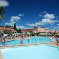 Lagrange Grand Bleu Vacances – Résidence Les Jardins de Neptune, hotel in Saint-Cyprien