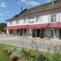Hotel Rolland, hotel in Montagnieu