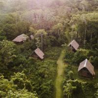 Amak Iquitos Ecolodge - All Inclusive, hotel in Santa Clara