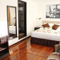 Air Suites Hotel Boutique, hotel in Quito
