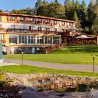 Hotel & Wellness Lesanka, hotel a Košická Belá