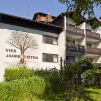 Hotel Garni Vier Jahreszeiten, отель в Бад-Фюссинге