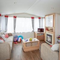 Holiday Home Caravan Perran Sands-5