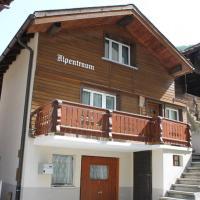 Apartment Alpentraum, hotel in Saas-Grund