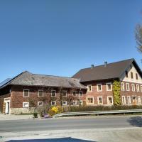 Bio-Hof Maringer Erdgeschoß, hotel en Ungenach