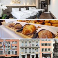 Altstadt Hotel Krone Luzern, hotel en Lucerna