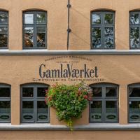 GamlaVaerket Hotel, hotell på Sandnes