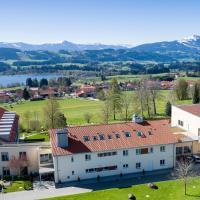 AllgäuWeite, Hotel in Sulzberg