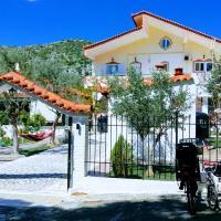 Family Villas Kanakia Home-100m² Garden-500m², отель в городе Kanáki