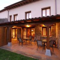 Casa Rural Espargoiti, hótel í Salinas de Ibargoiti