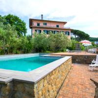 Locazione Turistica Villa Morosi-2, hotell i San Baronto