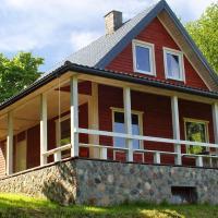Holiday Home Radziucie, viešbutis mieste Krasnogruda