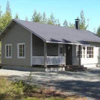 Holiday Home Akanlampi, hotel in Karvonen