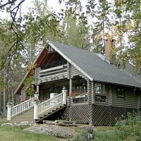 Holiday Home Villa vuorikotka