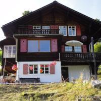 Apartment Sonnenfreude- Chalet
