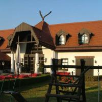 Agas Vendeghaz, hotel Csopakon