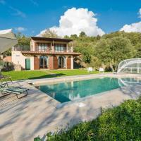 Locazione Turistica Villa la Vena, hotell i Roccatederighi