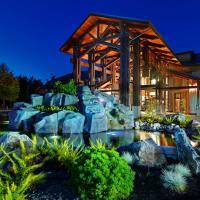 Sunrise Ridge Waterfront Resort, hotel em Parksville