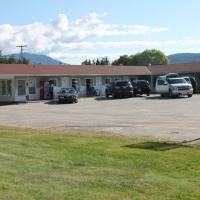 Paradise Motel, hotel in Sicamous
