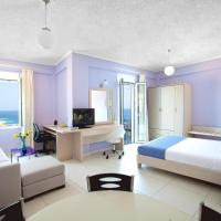 Giorgi's Blue Apartments, hotel in Kalathas