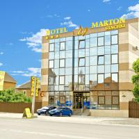 Гостиница Мартон Стачки, отель в Ростове-на-Дону