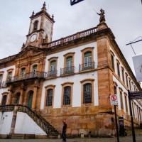 Caminhos De Ouro Preto