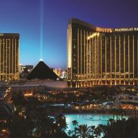 Mandalay Bay, hotel near McCarran International Airport - LAS, Las Vegas