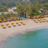 Buri Rasa Koh Phangan, hotell sihtkohas Thong Nai Pan Noi