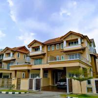 Island Green Lane 5R5B 24 Pax BB House, hotel in Jelutong