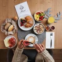 FIORI Dolomites Experience Hotel, hotel a San Vito di Cadore