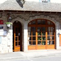 Hotel Restaurant des Deux Vallées, hotel in Entraygues-sur-Truyère