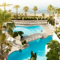 Puente Romano Beach Resort, hotel in Marbella