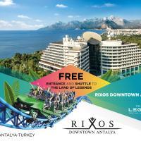 Rixos Downtown Antalya, Hotel in Antalya